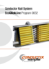 Preview: Multipole Conductor Rails EcoClickLine Program 0832