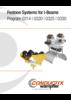 Festoon Systems for I-Beams Program 0314   0320   0325   0330