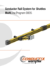 Preview: Conductor Rail System for Shuttles | MultiLine Program 0835