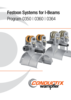 Festoon Systems for I-Beams Program 0350   0360   0364
