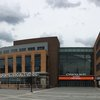 Panorama of Little Caesars Arena in Detroit Copyright: Adam Bishop