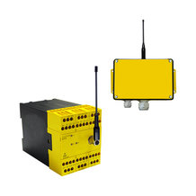 Global Safety Stop System for Radio Remote Controls