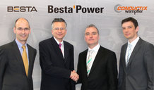 Conductix-Wampfler AG acquires Bestapower from Besta AG