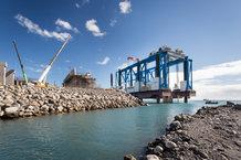 World's Largest Offshore Overhead Gantry Crane