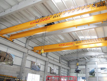 Energy and Data for crane crabs | Control signals for pendant controller