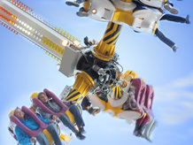 Conductix-Wampfler offers Energy & Data Transmission Systems for the elctrification of Amusement Rides